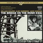 Cover CD Colonna sonora Il ponte sul fiume Kwai