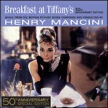 Colazione da Tiffany (Breakfast at Tiffany's) (Colonna Sonora) - CD Audio di Henry Mancini