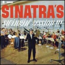 Sinatra'a Swingin' Session! - Vinile LP di Frank Sinatra