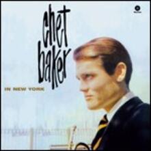 In New York - Vinile LP di Chet Baker