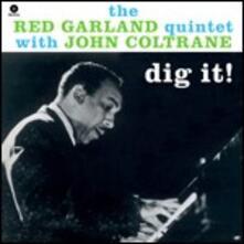 Dig it! (with John Coltrane) - Vinile LP di Red Garland