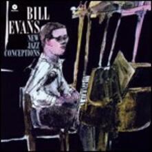 New Jazz Conceptions - Vinile LP di Bill Evans
