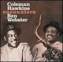 Coleman Hawkins encounters Ben Webster - Vinile LP di Coleman Hawkins,Ben Webster