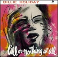 All or Nothing at All - Vinile LP di Billie Holiday