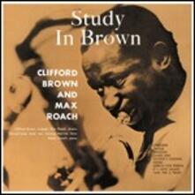 Study in Brown - Vinile LP di Clifford Brown,Max Roach