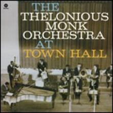 At Town Hall - Vinile LP di Thelonious Monk