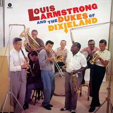 Louis Armstrong and the Dukes of Dixieland - Vinile LP di Louis Armstrong,Dukes of Dixieland