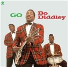 Go Bo Diddley - Vinile LP di Bo Diddley