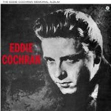 The Eddie Cochran Memorial Album - Vinile LP di Eddie Cochran