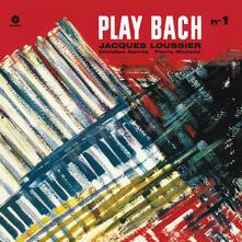 Play Bach vol.1 - Vinile LP di Jacques Loussier
