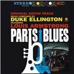 Cover CD Paris Blues