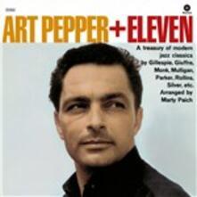 Plus Eleven - Vinile LP di Art Pepper