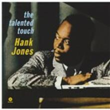 The Talented Touch - Vinile LP di Hank Jones