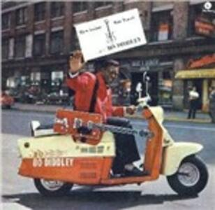 Have Guitar Will Travel - Vinile LP di Bo Diddley