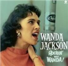 Rockin' with Wanda! - Vinile LP di Wanda Jackson