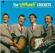 The Chirping Crickets - Vinile LP di Buddy Holly
