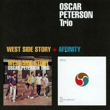 West Side Story - Affinity - CD Audio di Oscar Peterson