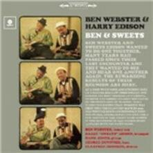 Ben & Sweet - Vinile LP di Ben Webster,Harry Sweets Edison