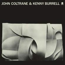 John Coltrane & Kenny Burrell - Vinile LP di Kenny Burrell,John Coltrane