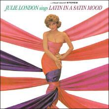 Sings Latin in a Satin Mood - Vinile LP di Julie London