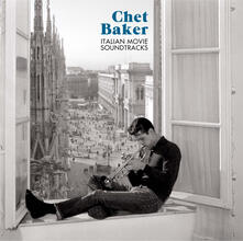Italian Movie Soundtracks (Colonna sonora) - Vinile LP di Chet Baker