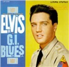 G.I. Blues - Vinile LP di Elvis Presley