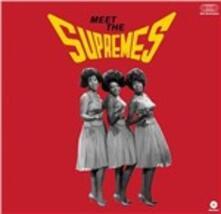 Meet the Supremes - Vinile LP di Supremes
