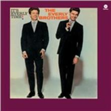 It's Everly Time! - Vinile LP di Everly Brothers