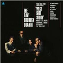 Plays Music from West Side Story and Other Works - Vinile LP di Dave Brubeck