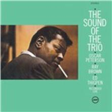 Sound of the Trio - Vinile LP di Oscar Peterson