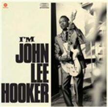 I'm John Lee Hooker - Vinile LP di John Lee Hooker