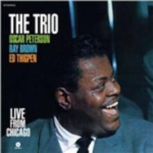 Live from Chicago - Vinile LP di Oscar Peterson
