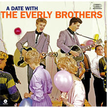A Date with - Vinile LP di Everly Brothers