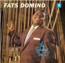 The Fabulous Mr. D - Vinile LP di Fats Domino