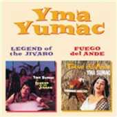 CD Legend of the Jivaro - Fuego del Ande Yma Sumac