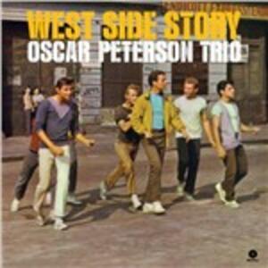 West Side Story - Vinile LP di Oscar Peterson
