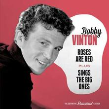 Roses Are Red - Sings the Big Ones - CD Audio di Bobby Vinton