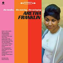 The Tender, the Moving, the Swinging - Vinile LP di Aretha Franklin