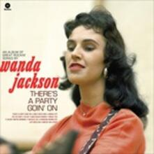 There's Party Goin' on - Vinile LP di Wanda Jackson