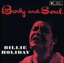 Body and Soul - Vinile LP di Billie Holiday