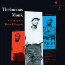 Plays the Music of Duke Ellington - Vinile LP di Thelonious Monk