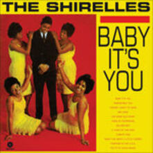 Baby It's You - Vinile LP di Shirelles