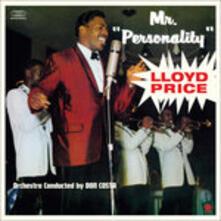 Mr Personality - Vinile LP di Lloyd Price