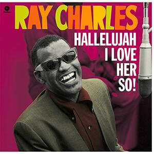 Hallelujah I Love Her So - Vinile LP di Ray Charles