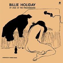 At Jazz at the Philarmonic - Vinile LP di Billie Holiday