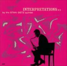 Interpretations #3 - Vinile LP di Stan Getz