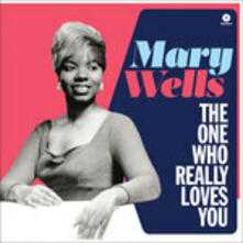 The One Who Really Loves You - Vinile LP di Mary Wells