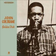 Golden Disk - Vinile LP di John Coltrane