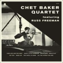 Chet Baker Quartet feat. Russ Freeman - Vinile LP di Chet Baker,Russ Freeman