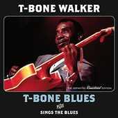 CD T Bone Blues - Sings the Blues T-Bone Walker
